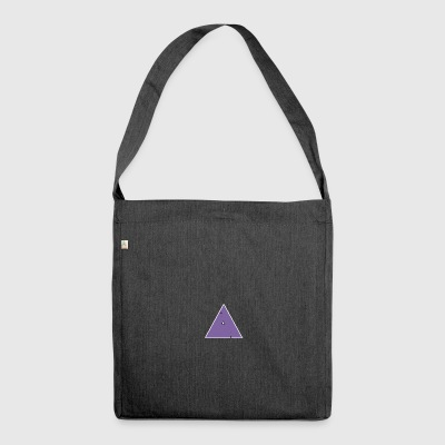 hope triangle - Shoulder Bag made from recycled material