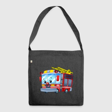 Firetruck Arthur Collection - Borsa in materiale riciclato
