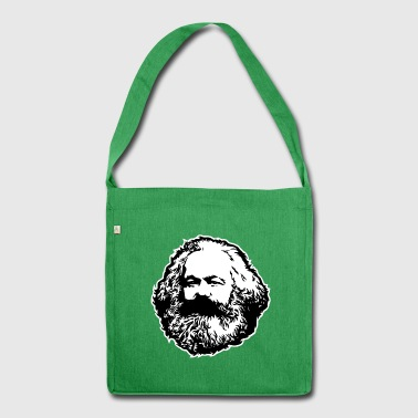 Karl Marx - Shoulder Bag made from recycled material