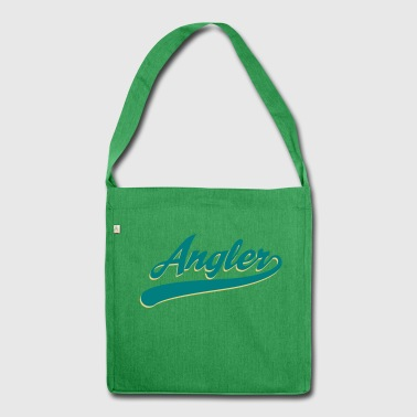 2541614 14999972 angler - Schultertasche aus Recycling-Material
