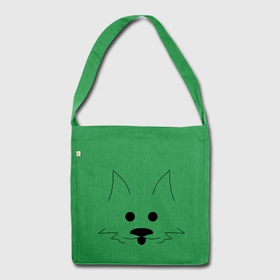 Dogger - Schultertasche aus Recycling-Material