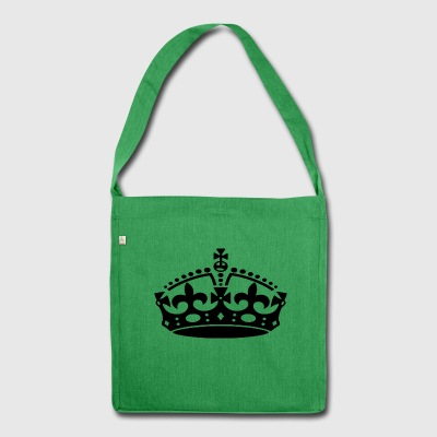 Crown - Shoulder Bag made from recycled material