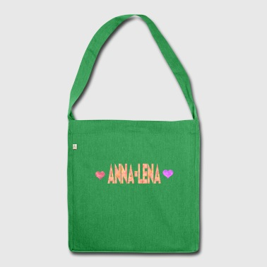 Anna-Lena - Schultertasche aus Recycling-Material