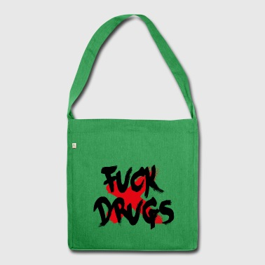 2541614 15708967 drugs - Shoulder Bag made from recycled material