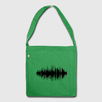 Spectrum - Shoulder Bag made from recycled material