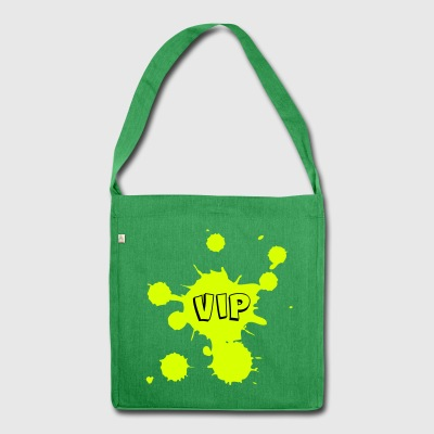 VIP - Schultertasche aus Recycling-Material