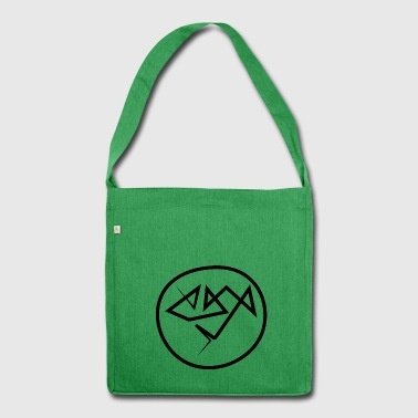 Oxxxymiron - Schultertasche aus Recycling-Material