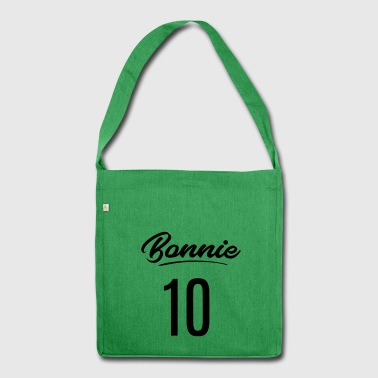 Bonnie 10 - October - Shoulder Bag made from recycled material