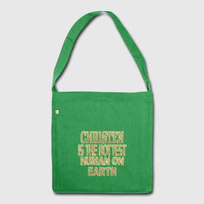 Christians - Shoulder Bag made from recycled material