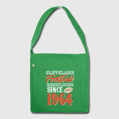 Cleveland Football Rebuilding - Schultertasche aus Recycling-Material