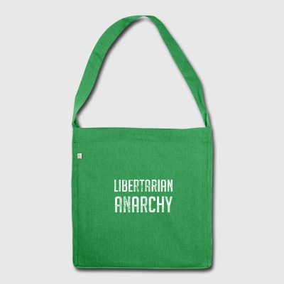 Anarchia libertaria - Borsa in materiale riciclato