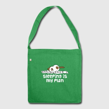 Cats T-Shirt - Sleep - Nap - Naps - Shoulder Bag made from recycled material