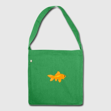 goldfish - Shoulder Bag made from recycled material