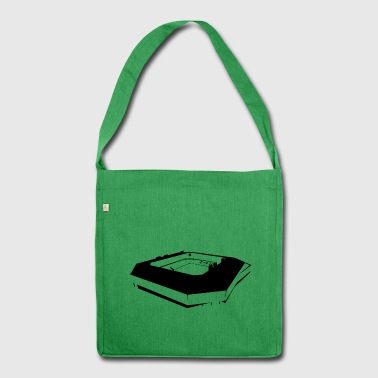 FC Groningen Stadion Euroborg - Schultertasche aus Recycling-Material