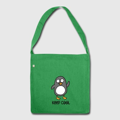 penguin - Shoulder Bag made from recycled material