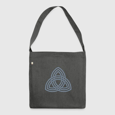 Thor symbol - Shoulder Bag made from recycled material