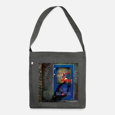 Emergence emergency spirit - Shoulder Bag made from recycled material