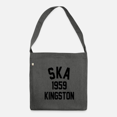 Ska Ska 1959 Kingston - Shoulder Bag made from recycled material