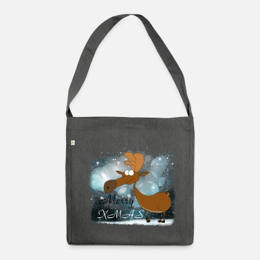 Xmas XMAS - Borsa in materiale riciclato