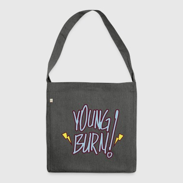 young burn - Shoulder Bag made from recycled material