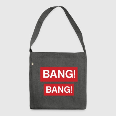 BANG BANG - Borsa in materiale riciclato