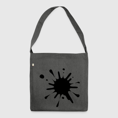 Paint - Shoulder Bag made from recycled material