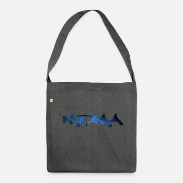 Mdma MDMA - Shoulder Bag made from recycled material