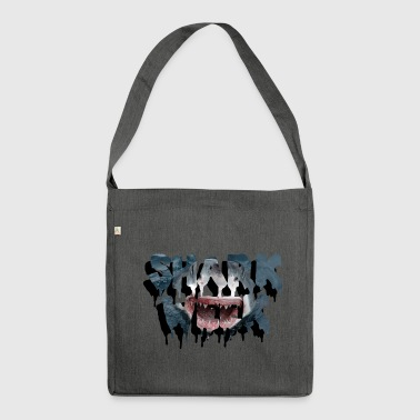 Week SHARK WEEK - Shoulder Bag made from recycled material