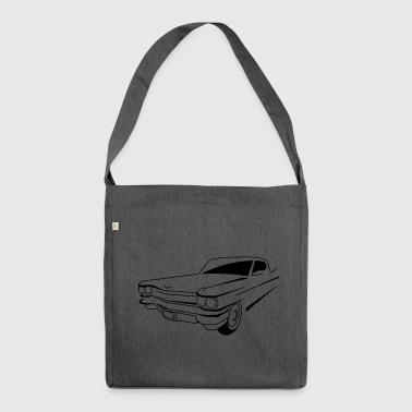 63' Cadillac DeVille American Dream Car - Schultertasche aus Recycling-Material