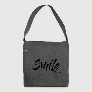 Smile SMILE - Borsa in materiale riciclato