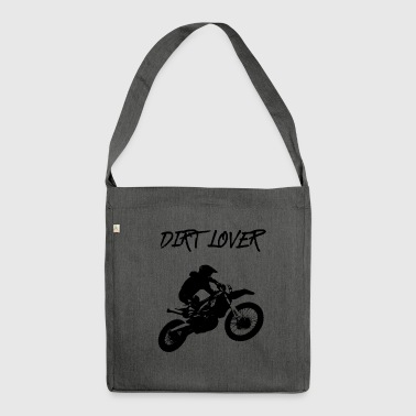 Dirt Lover - Shoulder Bag made from recycled material