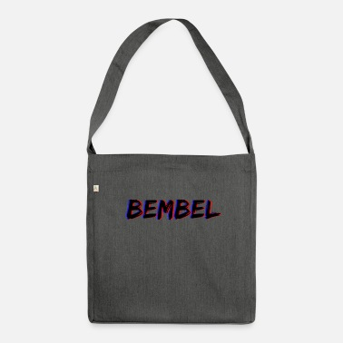 Hessen BEMBEL Hessen - Shoulder Bag made from recycled material