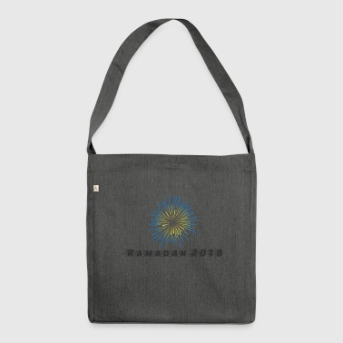 Ramadan 2018 - Shoulder Bag made from recycled material