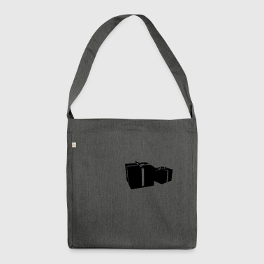 present - Shoulder Bag made from recycled material
