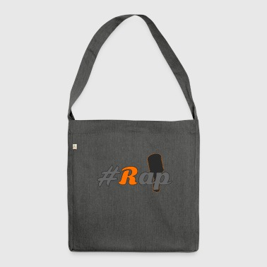 #Rap - Shoulder Bag made from recycled material