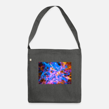 Psichedelico OR_PSYCHEDELICLIGHT_1 - Borsa in materiale riciclato
