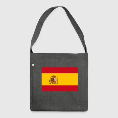 Spanish Spain - Shoulder Bag made from recycled material