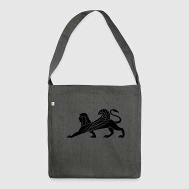 mythical creatures - Shoulder Bag made from recycled material