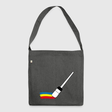 Painter | Painter | Painter painter - Shoulder Bag made from recycled material