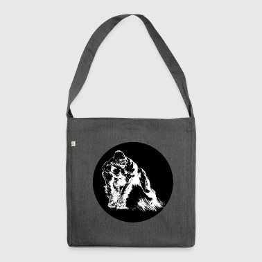 Gorilla - Shoulder Bag made from recycled material