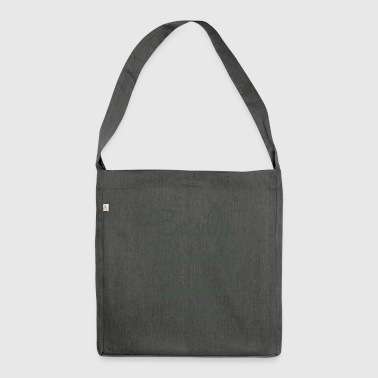 silly - Shoulder Bag made from recycled material