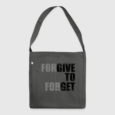 Motivation Motivation - Schultertasche aus Recycling-Material
