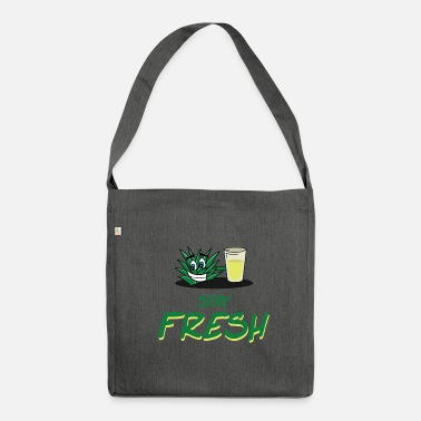 Stay-fresh Stay fresh - Shoulder Bag made from recycled material