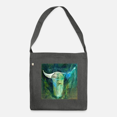 Series Bull Series - Shoulder Bag made from recycled material