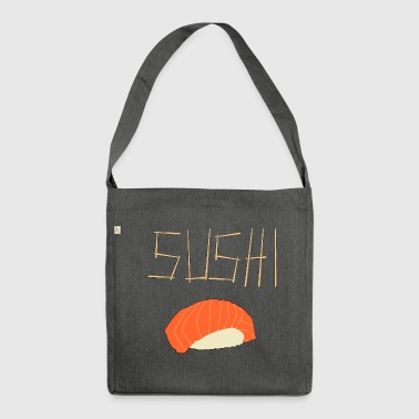 Sushi - Borsa in materiale riciclato