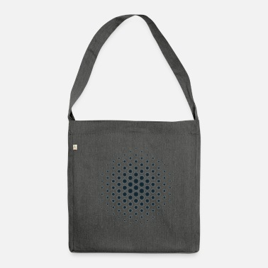 Sphere spheres - Shoulder Bag made from recycled material