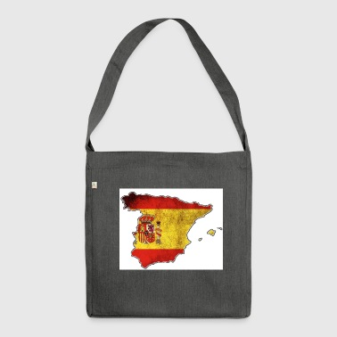 Spain - Shoulder Bag made from recycled material