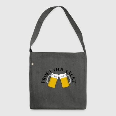 cheers - Shoulder Bag made from recycled material
