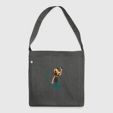 Rastafari Rastafari - Shoulder Bag made from recycled material