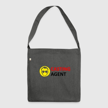 CASTING AGENT - Shoulder Bag made from recycled material